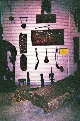 Musical stringed instruments from East &West Africa used to communicate, celebrate, calm and for religious ceremonies.