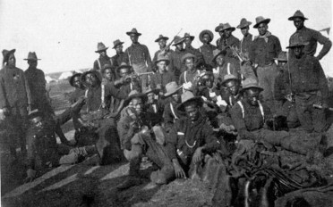 Buffalo Soldiers in the Spanish American War
