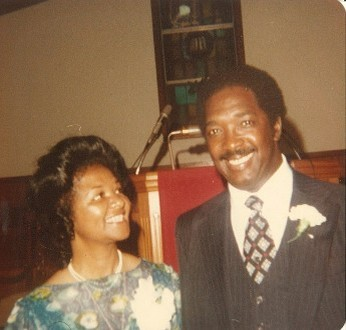 Serena & Howard Wilson of Columbus, Ohio