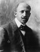 Mr. W. E. B. Du Bois  Photo: US Library of Congress's Prints and Photographs division under the digital ID cph.3a53178