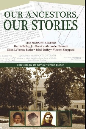 New Book - Our Ancestors Our Stories by Bernice Bennett