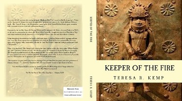 Keeper of the Fire: An Igbo Metalsmith From Awka by Teresa R. Kemp (Atlanta's Quilt Lady)
