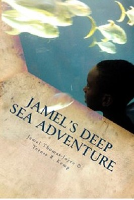 Jamel's Deep Sea Adventure is a great science activity book for ages 4-12 year olds. It is a fun resource for #homeschoolers or distance learners